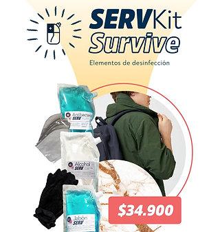 SERVKit Survive