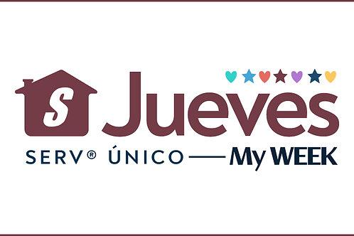 Jueves SERV®