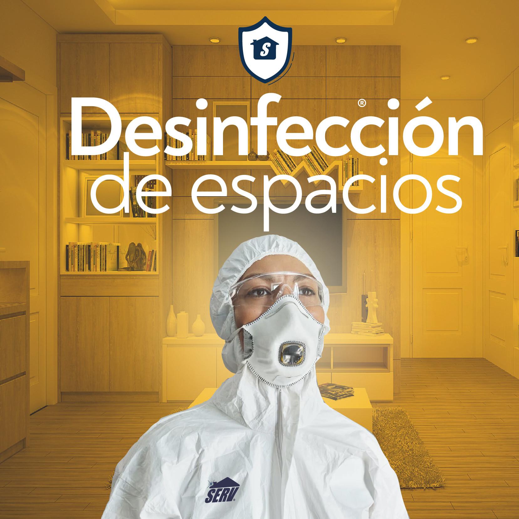 Termonebulización Desinfección Hogar