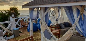 romantyczny hotel nad morzem