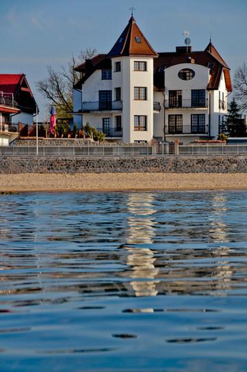 sarbinowo pensjonat z widokiem na morze