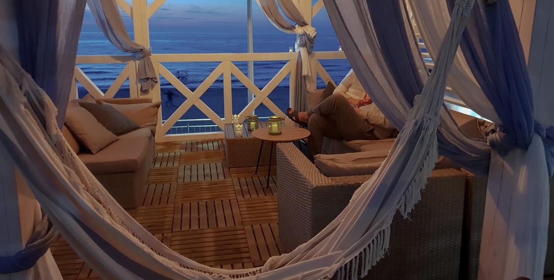 sarbinowo pokoje z widokiem na morze