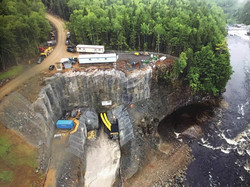 Projet Centrale hydro Canyon.1