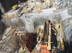 Projet Centrale hydro Canyon.3