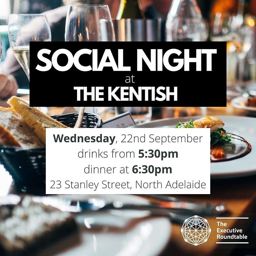 Social Drinks at The Kentish
