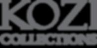 logo, kozi collections
