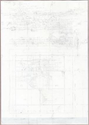 Robert Luzar, Grenfell, Traced Paper, 2020