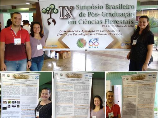 Simpósio de Pós-Graduação - Ciências Florestais