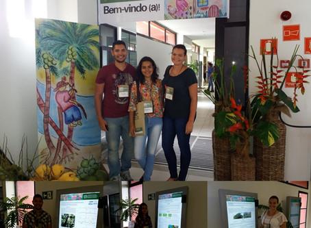 Participação dos estudantes do LabGeM no Simpósio de Recursos Genéticos Vegetais do Nordeste