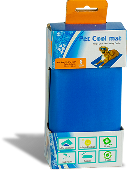Tapete Gelado Pet Cool Mat S