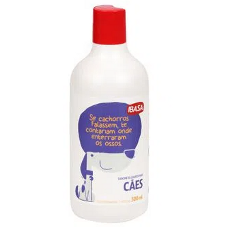 Sabonete Líquido para Cães 500 ml
