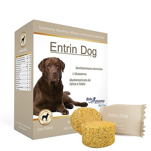 Suplemento Nutricional Botupharma Pet Entrin Dog