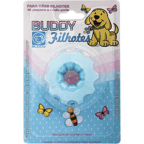 Brinquedo para cães Filhote Buddy Toys Mini Bolt Azul