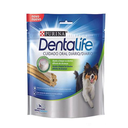 Petisco DentaLife Cães Adultos Médios Purina
