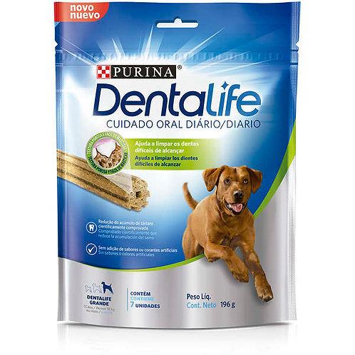Petisco Nestlé Purina DentaLife Grande para Cães
