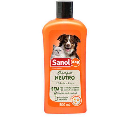 Shampoo Sanol Dog Neutro 500ml