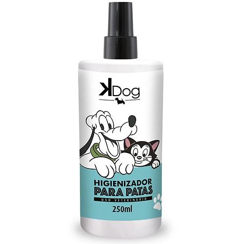 Higienizador para Patas Kdog Disney Mickey e Seus Amigos 250ml
