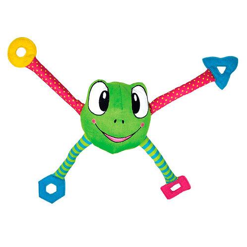 Brinquedo Para Gatos Kong Pounceroo Frog