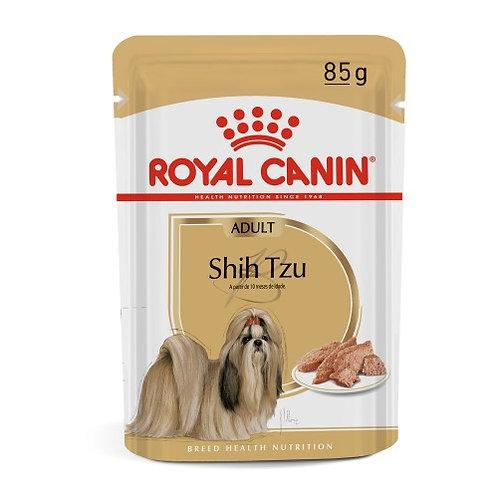 Sachê Royal Canin Shih Tzu Adultos 85 g