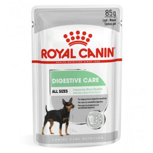 Alimento Úmido Sachê Royal Canin Digestive Care Cuidado Digestivo para Cães Adul