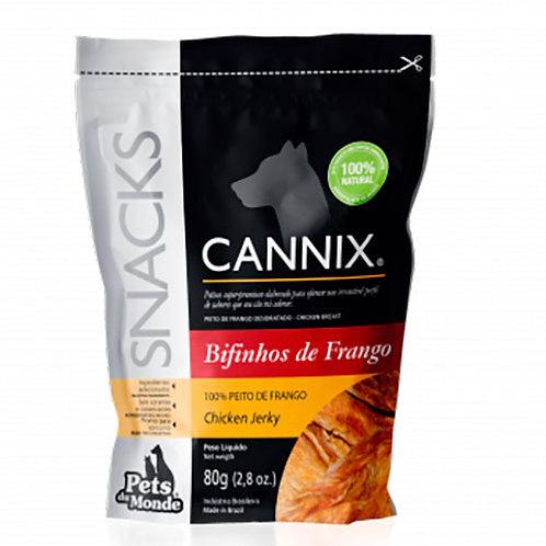Cannix Chiken Jerkey Bifinhos de Frango