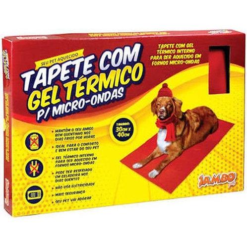Tapete Gel Hot Ice Grande Jambo para Cães Tam P
