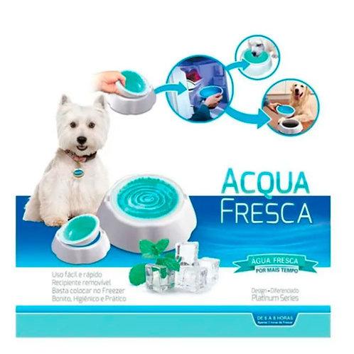 Bebedouro De Água Gelada Para Cães Acqua Fresca Chalesco