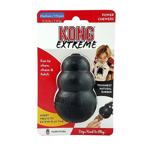 Kong Extreme Medium Medio Brinquedo Dispenser Para Cães K2