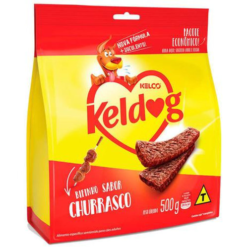 Bifinho Keldog Criadores Churrasco 500g - Kelco