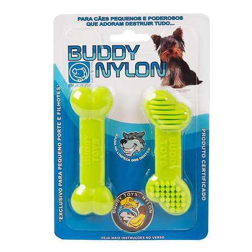 Brinquedo Buddy Nylon Pequeno Buddy Toys