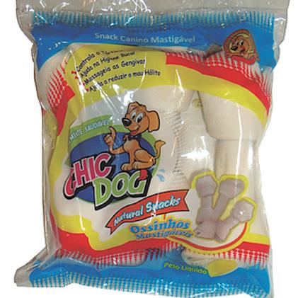 Snack Canino Mastigável Grande 1Kg