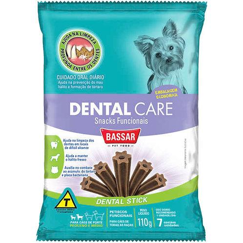 Dental Care Bassar Pet Food para Cães Raças Pequenas