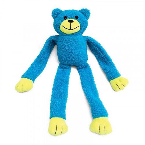 Urso de Pelúcia Chalesco Brinquedo Para Cães
