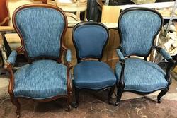 Réfections sièges