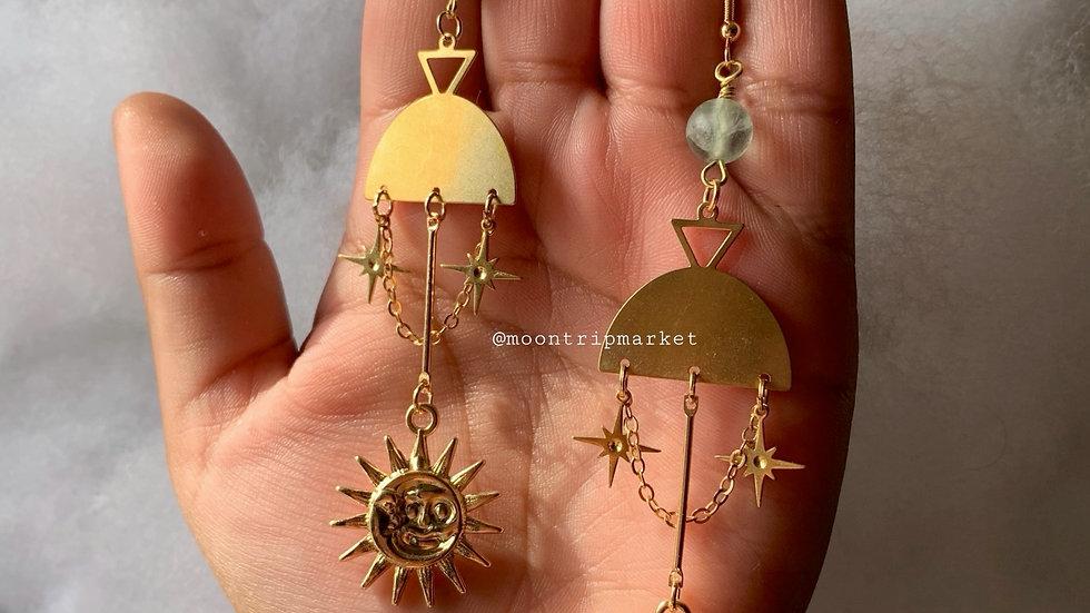 Sunday Morning earrings