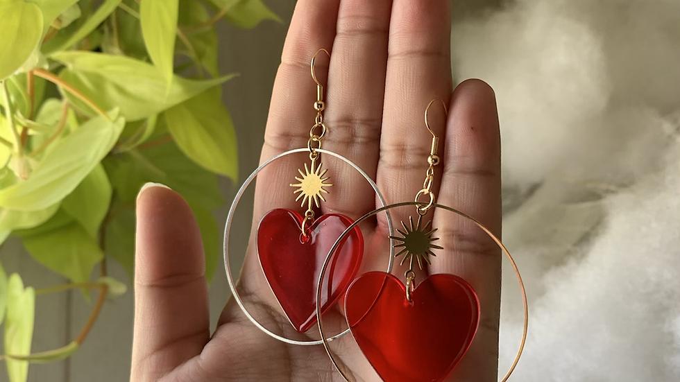 Strangelove earrings
