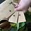 Thumbnail: Anthurium handmade clay pin