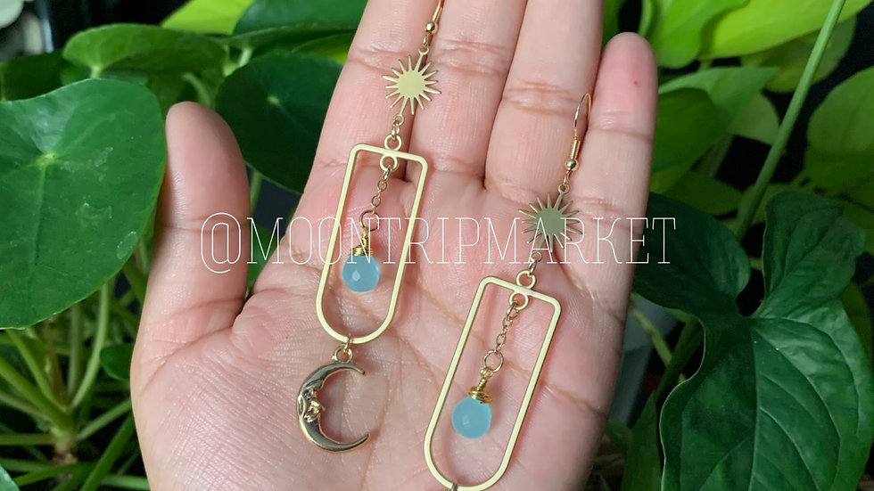 MoonWater earrings