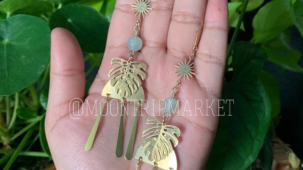 Rain Water for my Plants earrings