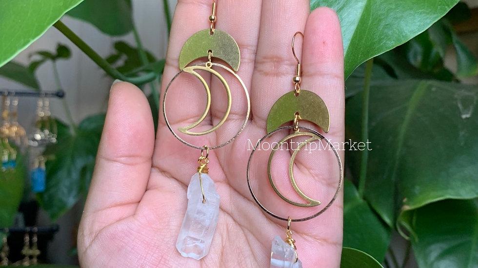 MoonChild earrings