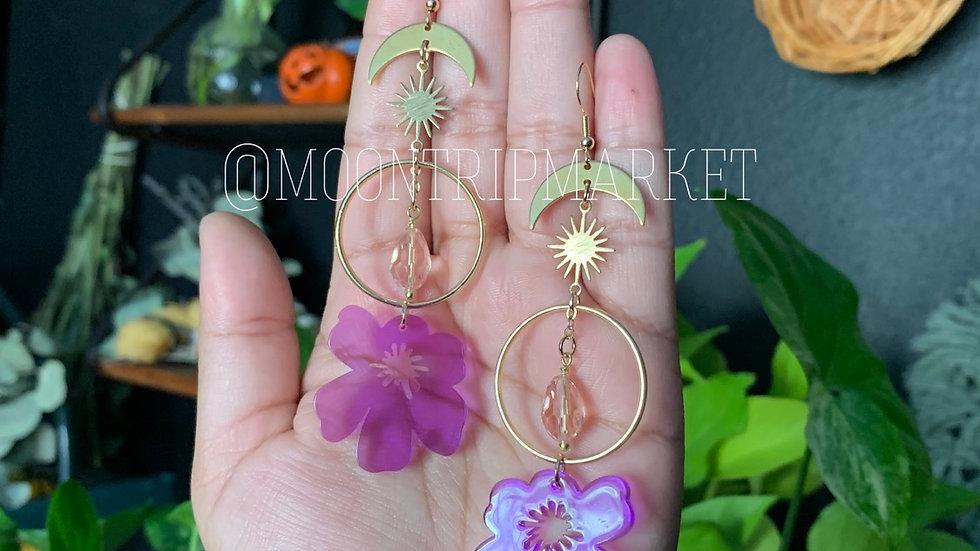 Spring Baby earrings
