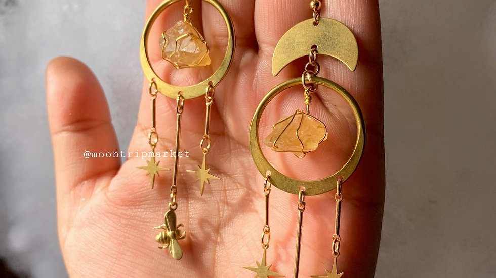 Drippin' earrings