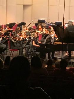 Anna Kislitsyna performs Schnittke Concerto