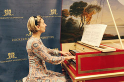 Boston Early Music Festival - Anna Kislitsyna's solo recital