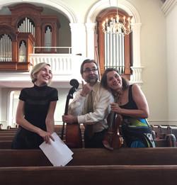 Trio Casals - American Women Composers