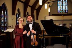 Anna and Alexandr Kislitsyn