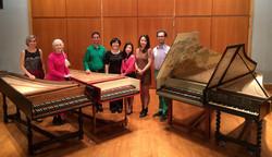 Harpsichord Studio