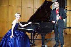 Anna Kislitsyna and Alex Serio