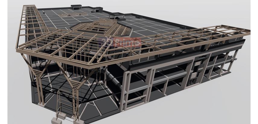 Structural BIM- Mall.PNG