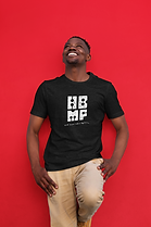 t-shirt-mockup-of-a-man-leaning-against-